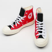 Converse Chuck 70 Hi white / university red
