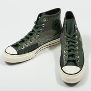 Converse Chuck 70 Hi Patchwork black forest / egret