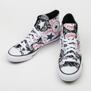 Converse Chuck Taylor All Star Hi black / multi / white