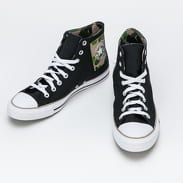 Converse Chuck Taylor All Star Hi black / khaki / white