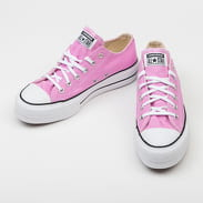 Converse Chuck Taylor All Star Lift OX peony pink / white / black