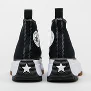 Converse Run Star Hike Hi black / white / gum