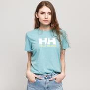 Helly Hansen W HH Logo Tee melange light blue