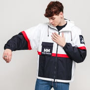 Helly Hansen YU20 Rain Jacket white / black