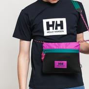 Helly Hansen YU20 Sacoche Bag černá / fialová