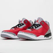 Jordan Air Jordan 3 Retro SE fire red / fire red - cement grey