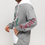 Jordan M J Jumpman Classics Lightweight Fleece PO melange gray / white