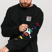 Jordan M J Sport DNA HBR Fleece Crew černá