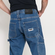 Mass DNM Worker Baggy Fit Jeans blue