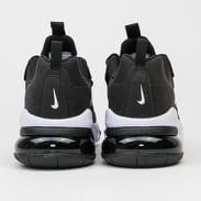 Nike Air Max 270 React (GS) black / white - black