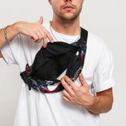 Nike NK Heritage Hip Pack - SP AOP černá / bílá / modrá / červená