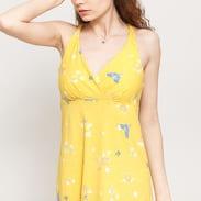 Patagonia W's Amber Dawn Dress melange yellow / blue / white