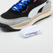 Puma Style Rider Play On black- hgh rise - gray violet