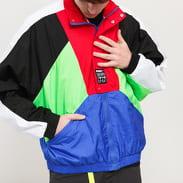 Puma TFS OG Track Jacket černá / červená / neon zelená / modrá