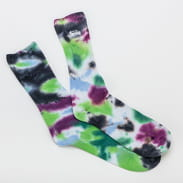 Stüssy Tie Dye Socks multicolor