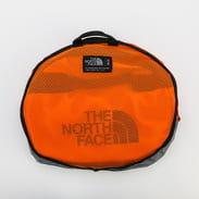 The North Face Base Camp Duffel - M oranžová