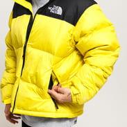 The North Face M 1996 Retro Nuptse Jacket světle žlutá / černá
