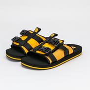 The North Face Men's EQBC Slide tnf black / tnf yellow