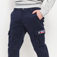 TOMMY JEANS M Straight Cargo Pant navy