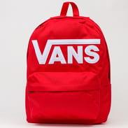 Vans Old Skool III Backpack červený