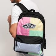 Vans Realm Backpack černý / multicolor