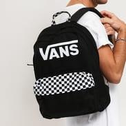 Vans Realm Backpack černý / bílý