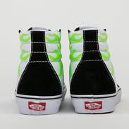Vans SK8 - Hi (flame) black / true white