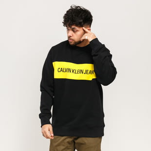 CALVIN KLEIN JEANS M Institutional Contrast Panel
