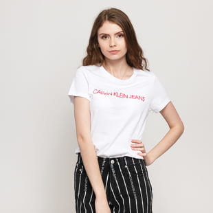 CALVIN KLEIN JEANS W Institutional Logo Tee