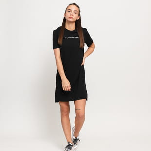CALVIN KLEIN JEANS W Institutional T-shirt Dress