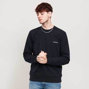 Carhartt WIP Script Embroidery Sweat