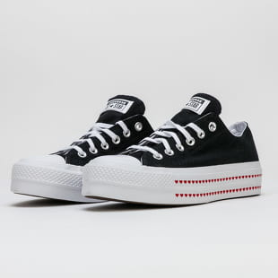 Converse Love Fearlessly Chuck Taylor All Star Lift OX
