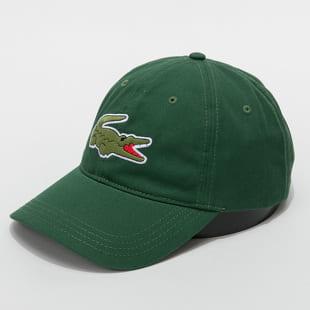 LACOSTE Large Logo Cap