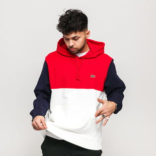 LACOSTE Men's Hooded Sweatshirt