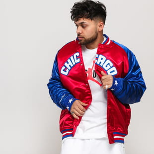 Mitchell & Ness NBA All Star Chicago Satin Jacket