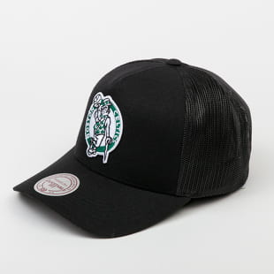 Mitchell & Ness Team Logo Classic Trucker Celtics