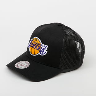 Mitchell & Ness Team Logo Classic Trucker LA Lakers