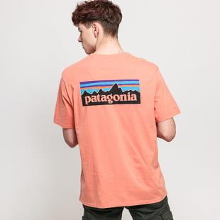 Patagonia M's P6 Logo Organic Tee
