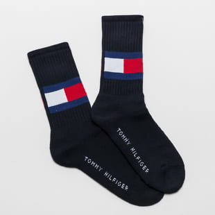 Tommy Hilfiger TH Jeans Flag Socks