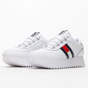 TOMMY JEANS High Cleated Flag Sneaker