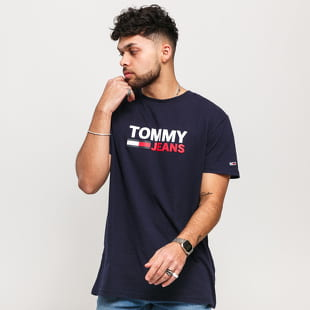 TOMMY JEANS M Corp Logo Tee