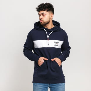 TOMMY JEANS M Essential Graphic Hoodie