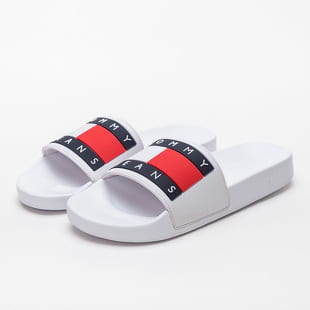 TOMMY JEANS TJ Flag Pool Slide