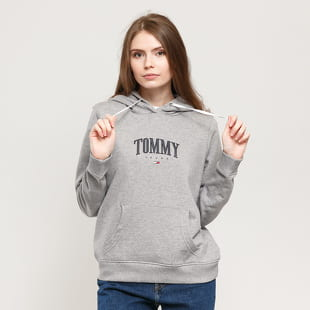 TOMMY JEANS W Essential Logo Hoodie