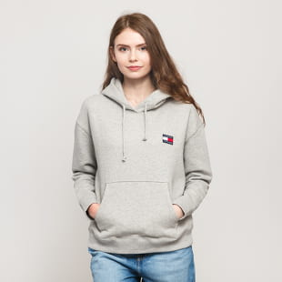 TOMMY JEANS W Tommy Badge Hoody