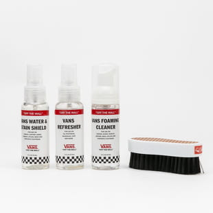 Vans Shoe Care Travel Kit