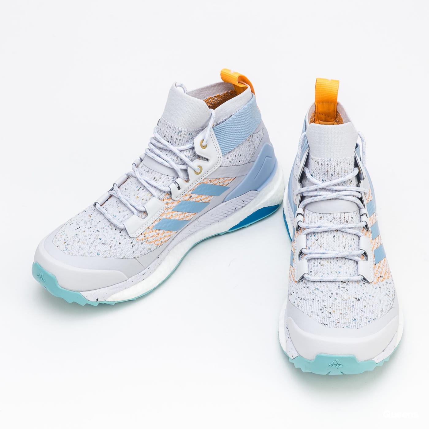 adidas Performance Terrex Free Hiker Parley W dash grey / easy blue / real gold