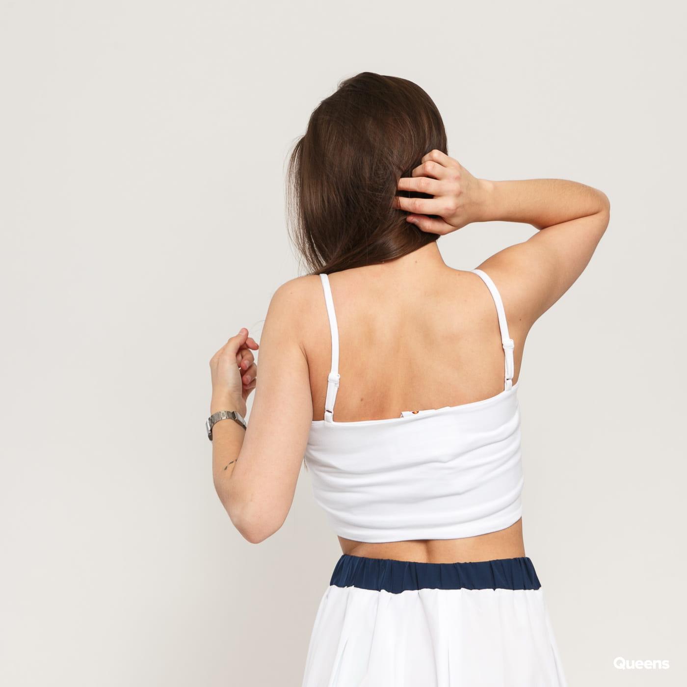 ellesse Gez Crop Vest white