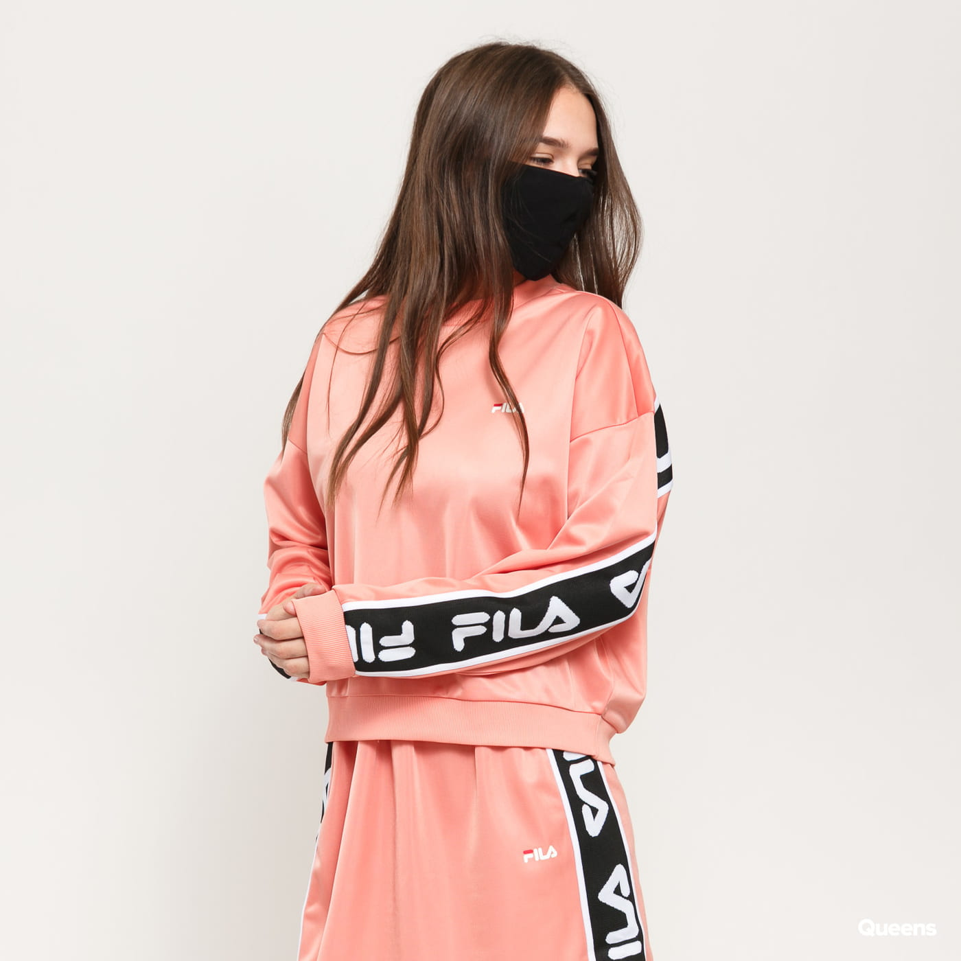 Fila Tallis Sweat pink