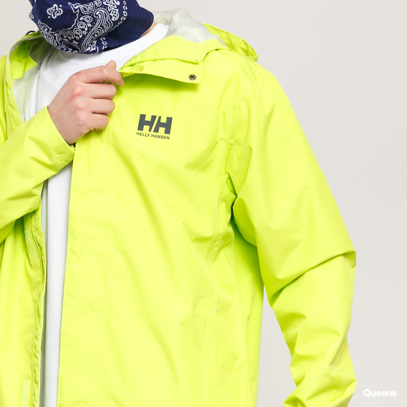Helly Hansen Seven Jacket limetková